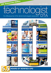 The Technologist Cover